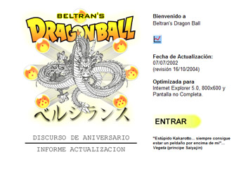Beltrans Dragon Ball