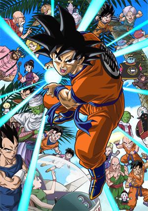 Vuelven Son Goku y sus amigos