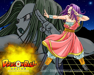 Wallpaper de Dragon Ball Online 1