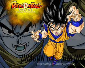Wallpaper de Dragon Ball Online 2